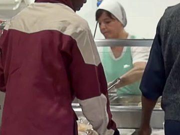 La carità organizzata per combattere la fame a Milano