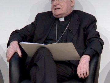 Scola sull'enciclica: «Riscoprire il nesso profondo tra lo stile di vita quotidiano e il senso della Creazione»