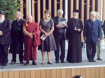 """""""Le religioni custodi della giustizia"""". Bressan firma la Carta di Milano"""